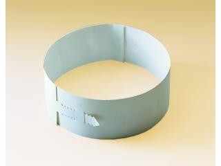 "KS/""PATISSERIE"" Forma ajustabila din plastic 16,5-28 cm, 1 pcs"