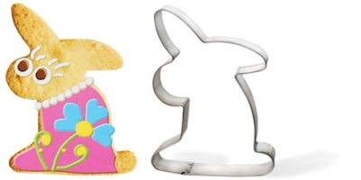 """Taietor pentru biscuiti """"Iepure mare"""", 1 bucata, Tăietori pentru biscuiţi ,"""