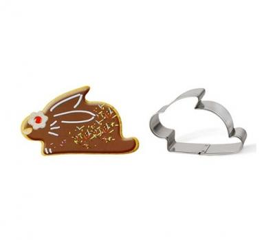 """Taietor pentru biscuiti """"Iepure"""", 1 bucata, Forme şi matriţe de Paşti,"""