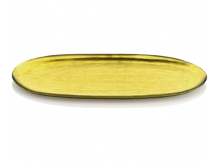 "Platou oval  ""Ali baba"", 34*16 cm, 1 buc."