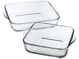 """Набор жаропрочной посуды """"Borcam"""", 2 шт."""