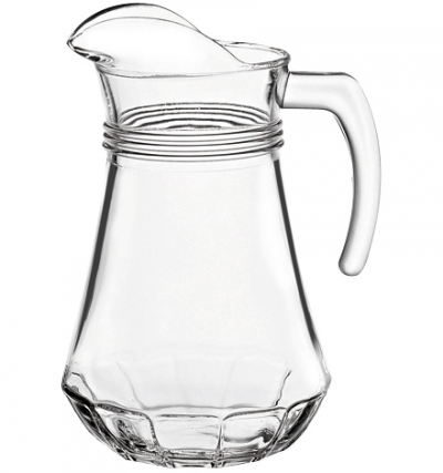 """Jug """"Casablanca"""" 1150 ml, 1 pcs., Decanters, pitchers,"""