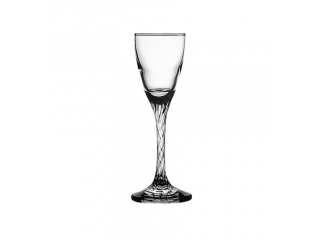 "Set of glasses ""Twist"" 55 ml, 6 pcs."