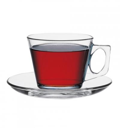 """Set cani ceai """"Vela"""" 205 ml, 12 piese 1/4, Cani pentru ceai şi cafea,"""