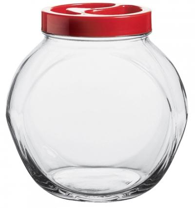 """Vas de sticla """"Bella"""" 2000 ml, 1buc., Recipiente alimentare ,"""