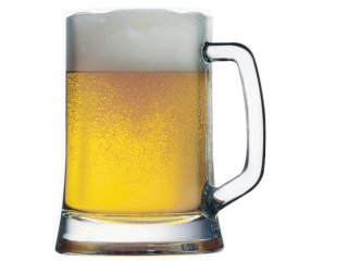 "Set beer mugs ""PUB""  500 ml, 2 pcs."
