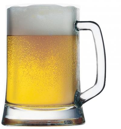 """Set pocale bere """"PUB"""" 500 ml, 2 buc. , Pahare pentru bere,"""