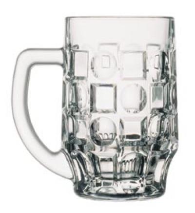 "Set beer mugs ""PUB""  500 ml, 2 pcs. , Pub,"