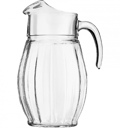 "Jug ""Dance"" 1650 ml, 1 pcs. 1/6, Decanters, pitchers,"