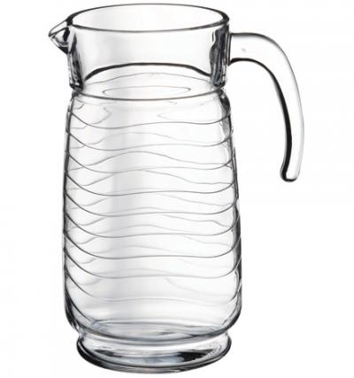 """Jug """"Toros"""" 1620 ml, 1 pcs.  1/6, Decanters, pitchers,"""