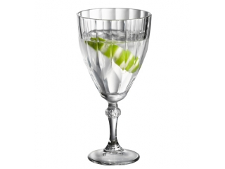"Set of glasses ""Diamond"" 315 ml, 6 pcs."