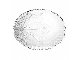 "Platou oval ""Sultana"",25x32cm, ,  1 buc."