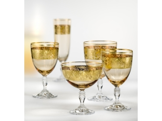 "Set of glasses ""Gloria"" 300 ml, 6 pcs."