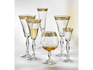 """Set pocale pentru vin alb """"Victoria"""" 190 ml, 6 buc"""
