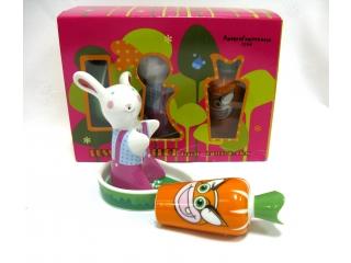 """Set condimente """"Miki Bunny"""" , 3 piese"""