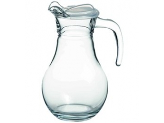 "Jug with cover ""Bistro""  1000 ml, 1 pcs."