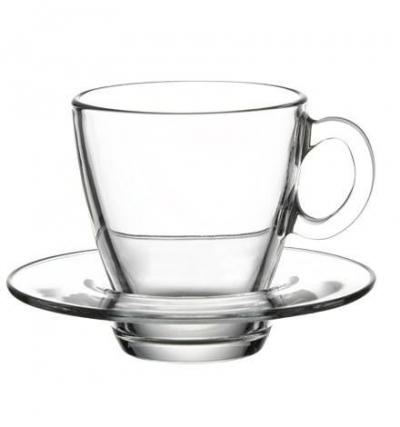 """Set cani ceai """"Aqua"""" 215 ml, 12 piese. , Cani pentru ceai şi cafea,"""