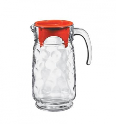 "Jug with cover ""Space"" 1650 ml, 1 pcs. 1/6, Decanters, pitchers,"