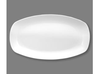 "Platou oval ""ENT.Otel""  24 cm , 1 buc."