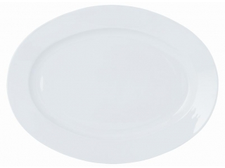 """Platou oval """"Pera Otel"""", 32 cm., 1 buc."""