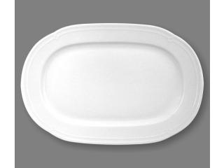 """Platou oval """"Roma Otel"""" 22 cm., 1 buc."""