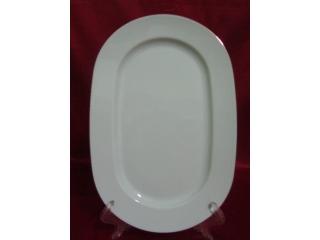 """Platou oval """"Zumrut"""" 28 cm , 1 buc."""
