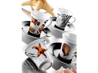 "Set cafea ""Corner Medusa"" , 12 pcs."