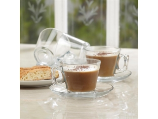 "Coffee set for 6 persons ""Vela"" 80 ml, 12 pcs."