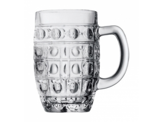 "Set beer mugs ""PUB"" 520 ml, 2 pcs."