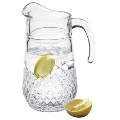 "Jug ""Valse"" 1 pcs, 1340 ml., Decanters, pitchers,"