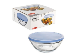 "Bowl with cover  ""Chef`s"", 1 pcs. 1/4"