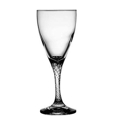 "Set of glasses ""Twist"" 205 ml, 6 pcs., Twist,"