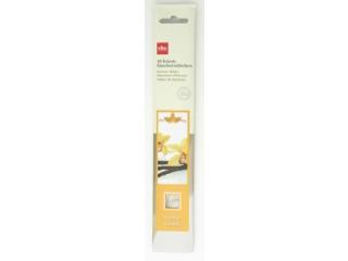 Set stickuri parfumate, Vanilla H10x L230x B42 mm, 10 buc