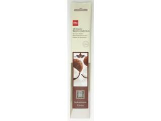 Set stickuri parfumate, Cocos H10 cm , 10 buc