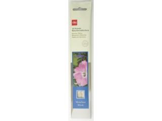 Set stickuri parfumate, musk. H10 cm, 10 buc