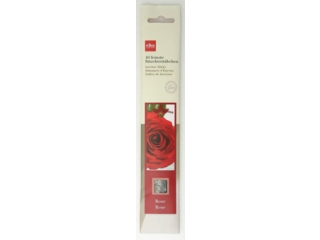 Set stickuri parfumate, Rose H10 cm, 10 buc