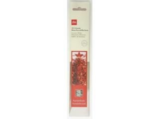 Set stickuri parfumate, Sandalwood. H10 cm, 10 buc