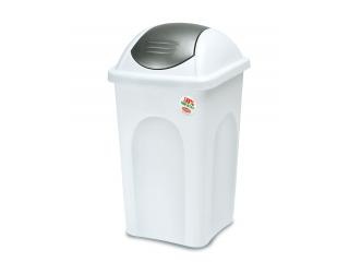 """Ведро для мусора с крышкой """"Linea Primavera"""", 60 л, 1 шт."""