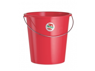 "Bucket ""Casalingo"" assortment, 10 lt, 1 pcs."