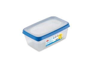 "Container for fridge ""Ciao fresco"" 0.6 l., 1 pcs."