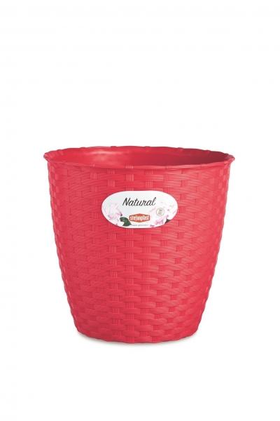 """""""Natural"""" Flower pot 14*12.8h cm, 1 pc., Ghivece,"""