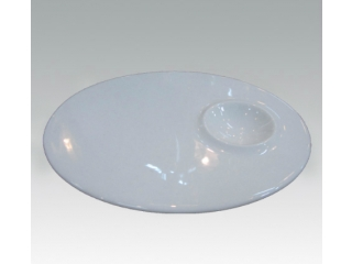 "Platou Oval ""Marea Collection"" , 18x11 cm, 1 buc"