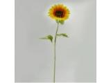 """Floare artificiala """"Girasole Bliss"""" H113cm, 1buc."""