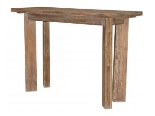 """Masa pt. bar, de lemn de Tec""""Baska"""", 180x60x110, 1 buc."""