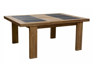 Table with Tile without drawer, 190x90x70, 1 buc.