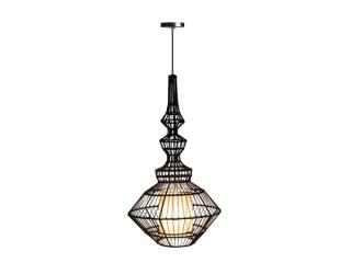 Lampa d:46x90h, 1 buc