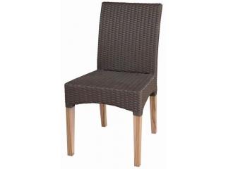 Scaun din lemn polimer, 1 buc