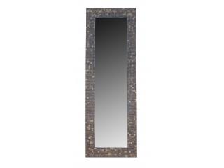 """Oglinda cu rama din lemn de cocos """"Mini Coco"""", 68x6x200, 1 buc."""