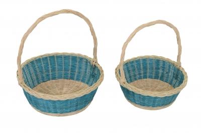 Set cos rotund, 2 piese, Basket,