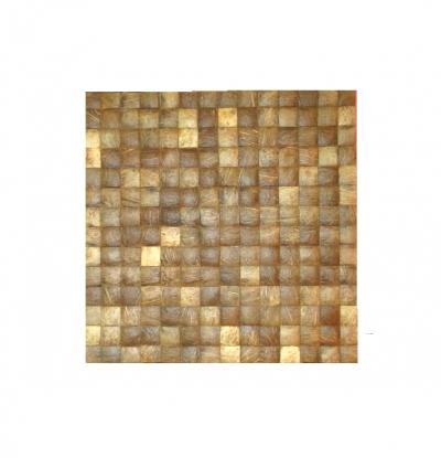 Placa pt perete Natural Grain 42x42x0.5 cm, 1 buc., Decoration,
